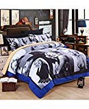 WLL Marilyn Monroe Biancheria da Letto Boys Girls Duty Cover Single/Double Kids Quilt Cover Sexy Sexy Sexy Set da Biancheria da Letto Sexy (1 Copripiumino, 2 Federe) (Color : B, Size : 135×200cm)