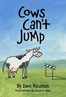 Cows Can't Jump: Animal Actions (Cows Can't Series)
