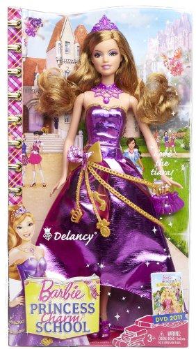 Barbie - V6913 - Poupée Mannequin - Delancy