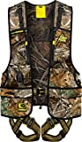 Hunter Safety System Pro-Series Harness with Elimishield Scent Control Technology, Small/Medium, Camouflage