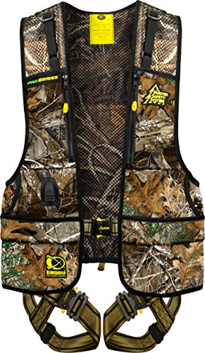 Hunter Safety System Pro-Series Harness with Elimishield Scent Control Technology, XX-Large / 3X-Large