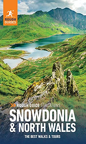 Pocket Rough Guide Staycations Snowdonia & North Wales (Travel Guide eBook) (Rough Guides Pocket) (English Edition)