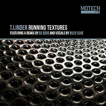 Running Textures