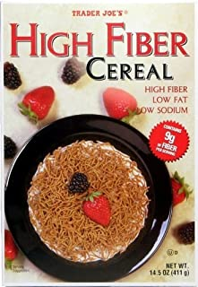 Best high fiber cereal trader joe's Reviews