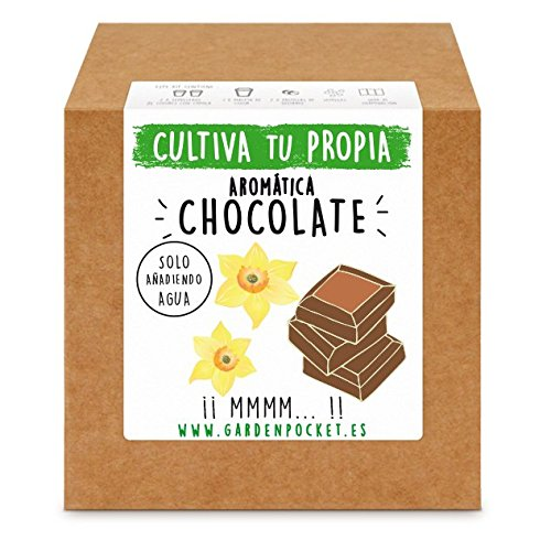 Garden Pocket Kit Culture Parfum chocolat