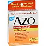 AZO Bladder Control, 54 Capsules (2 Pack)