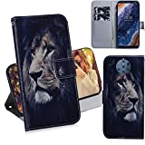 DodoBuy Nokia 9 PureView Case PU Leather Flip Cover Wallet