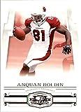 2007 Donruss Threads #1 Anquan Boldin NFL Football Trading Card