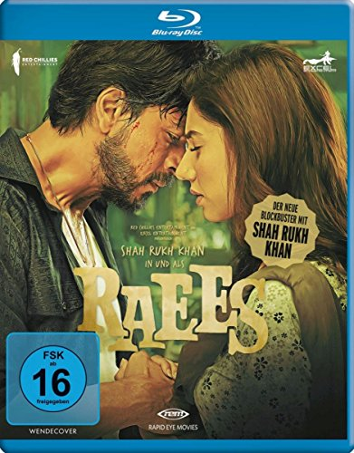 Raees [Blu-ray]