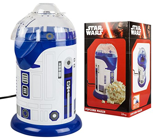 Star Wars R2D2Popcorn Maker, weiß