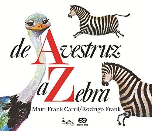 De avestruz a zebra