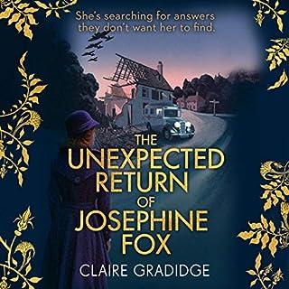 The Unexpected Return of Josephine Fox cover art