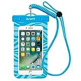 Wasserdichte Hülle Handyhülle, Auwet® Wasserdichte Handyhülle Tasche Beutel für iPhone...