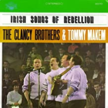 Irish Songs of Rebellion