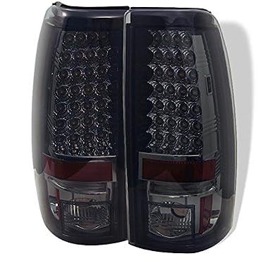 Spyder Auto ALT-YD-CS03-LED-SM Smoke LED Tail Light 2 Pack
