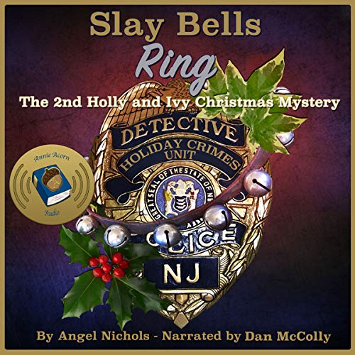 Slay Bells Ring audiobook cover art