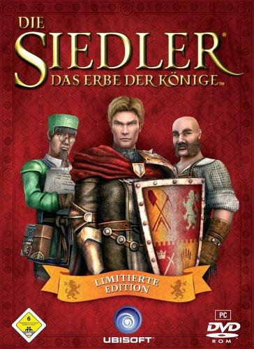 Die Siedler: Das Erbe der Könige - Limited Edition (DVD-ROM)