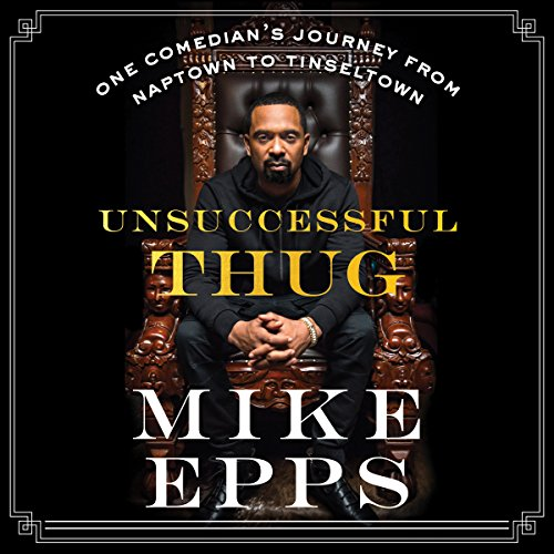 Unsuccessful Thug audiobook cover art