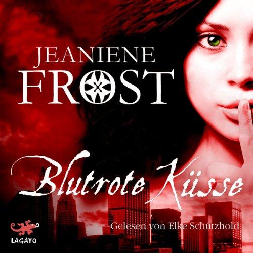 Blutrote Küsse (Night Huntress 1) Titelbild