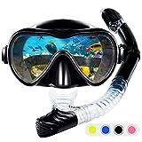 ZMteam Snorkel Set Snorkeling ...