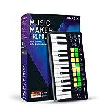 Magix Music Maker Performer - Software De Edición De Audio/Música