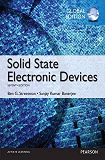 solid state electronic devices global edition
