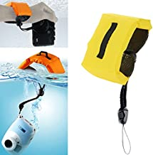 Liuzheng For Waterproof camera Submersible Floating Bobber Hand Wrist Strap for Gopro Hero GoPro NEW HERO  HERO6  5 5 Session Session  4 3   3 2  1  Xiaoyi and Other Action Cameras Dark Blue