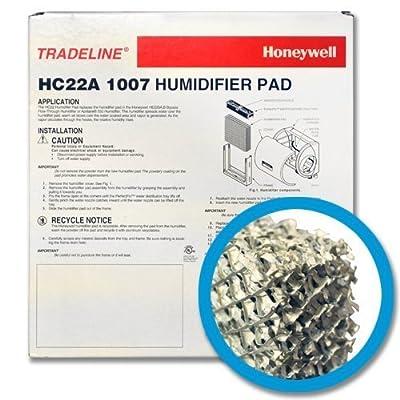 Honeywell HC22A 1007 Humidifier Pad, 2PK