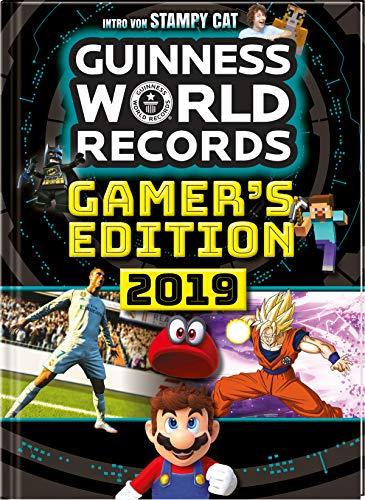 Guinness World Records Gamer's Edition 2019: Deutschsprachige Ausgabe