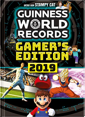 Guinness World Records Gamer's Edition 2019: Deutschsprachige Ausgabe