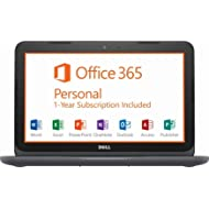 """2019 Dell Inspiron 11 11.6"""" LED Laptop Computer, AMD A6-9220e Up to 2.4GHz, 8GB DDR4, 32GB eMMC +..."""