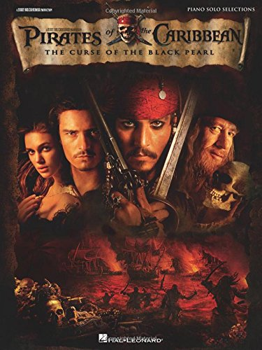 Pirates of the Caribbean: The Curse of the Black Pearl - Piano Solo Selections