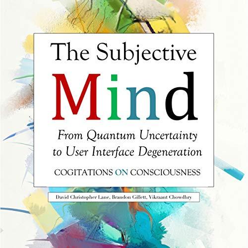 Couverture de The Subjective Mind