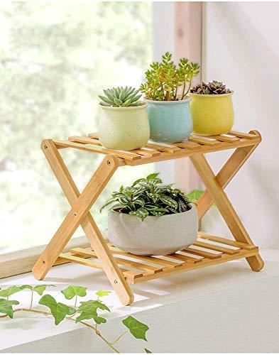 Support de support multi-couches en bois massif de style multi-couches en bois massif de style moderne (taille : 38 * 28cm)