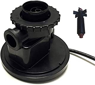 Summer Waves Replacement X1000 Pump Motor Plus Extra Rotor