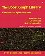 The Boost Graph Library: User Guide and Reference Manual, Portable Documents (C++ In-Depth Series)