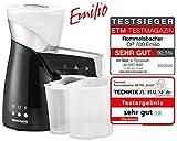 ROMMELSBACHER OP 700 elektrische Ölpresse Emilio, schonendes Kaltpressverfahren, 2...