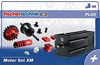 FischerMotor Set XM for Unisex, 7 Years, 505282