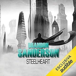 Steelheart copertina