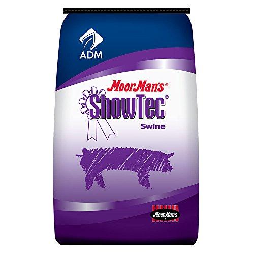 ADM ANIMAL NUTRITION MoorMan s ShowTec Hi Fat 18 BMD Medicated