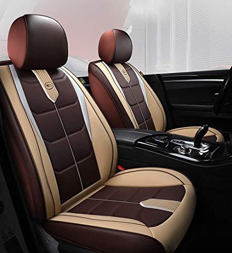 Asiento de coche cubierta del asiento protector conductores Auto Accesorios de coches Cojín impermeable PU cuero del asiento de coche conjunto cubierta completa, for BMW F10 F11 F15 F16 F20 F25 F30 F3
