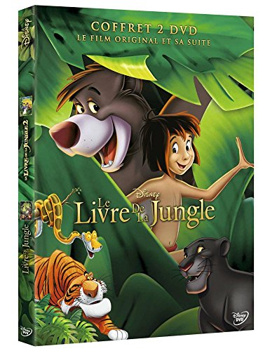 Le Livre de la Jungle 1 & 2