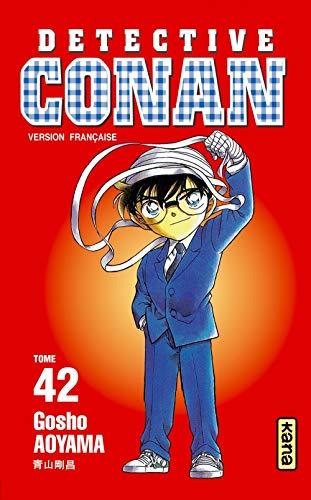 Détective Conan, tome 42