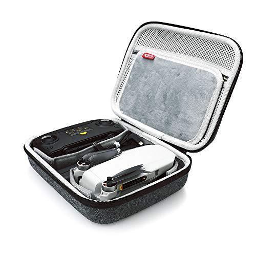 Hensych custodia portatile per Mavic Mini Mavic Mini 2 Drone, Osmo Action Pocket, Osmo Mobile 3 accessori, fai da te, materiale delicato sulla pelle, borsa per accessori per il controllo remoto del