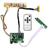 HDMI信号入力 LCDコントローラ基板 15.4インチ~17インチ 1440x900 1ランプCCFLバックライトLCDデイスプレイに対応 (1440x900 1CCFL 30P)