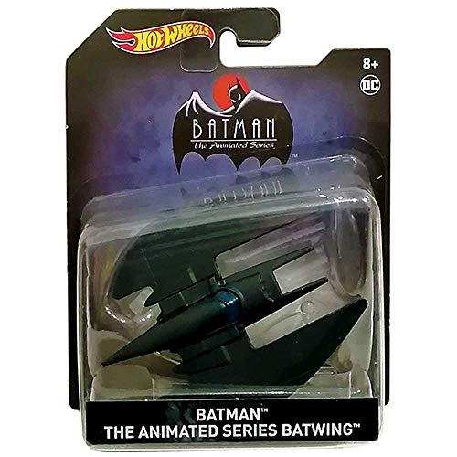 バットマン ホットウィール 1/50スケール ダイキャストカー アニメイテッド・シリーズ版 バットウィング/HOT WHEELS 2020 BATMAN THE ANIMATED SERIES BATWING 【並行輸入品】HWS DC コミックス 1:5
