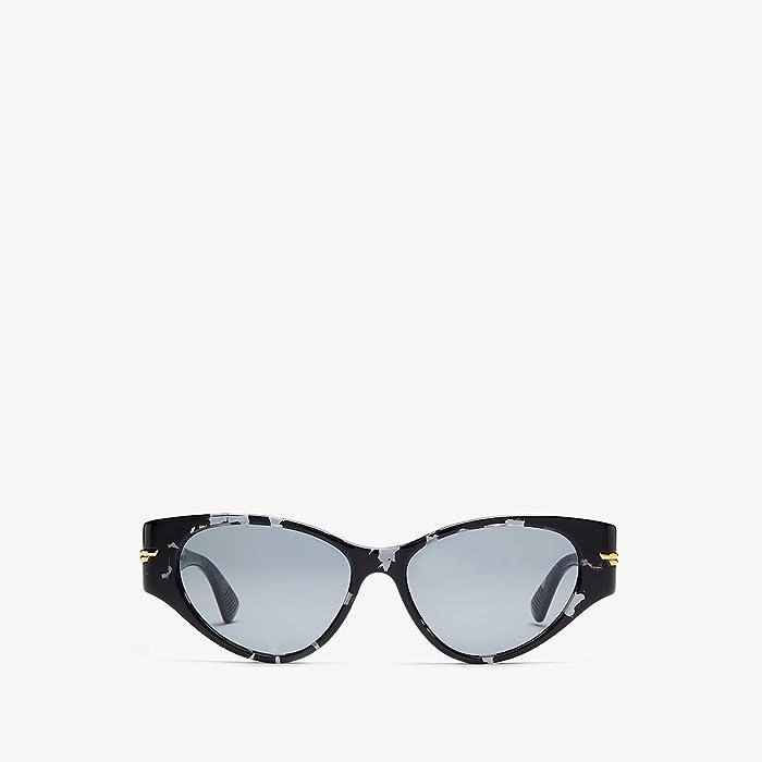 Bottega Veneta  BV1002S (Havana) Fashion Sunglasses