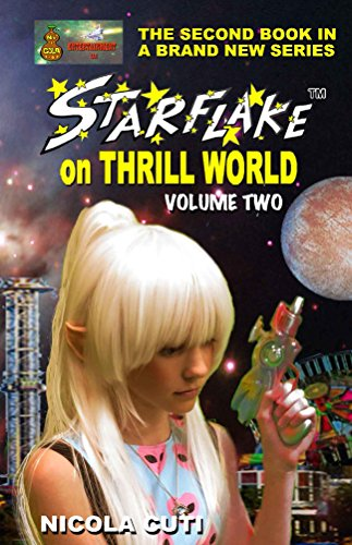 Book: Starflake on Thrill World Volume Two by Nicola Cuti