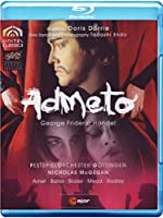 Handel: Admeto, re di Tessaglia [Blu-ray] [Import]