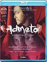 Handel: Admeto, re di Tessaglia [Blu-ray] [Import]